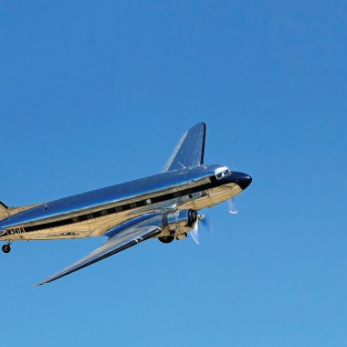 #36, Douglas DC3, Flugzeug