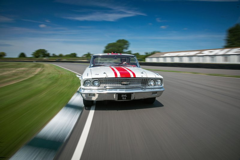 Ford, Galaxie, #34, Jack Sears, Renntourenwagen
