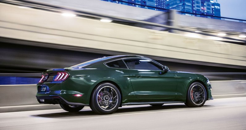 Octane Magazin Ford Mustang Bullitt Bullitt 15 HR