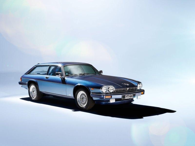 #25, Jaguar XJ-S, Lynx, Eventer, Gucci