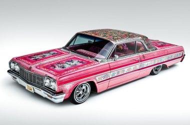 #32, Low Rider, Chevrolet, Impala, Gypsy Rose