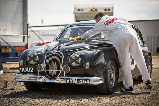 Octane Magazin Jaguar 2015 Jaguar Heritage Challenge Donington Park 1095