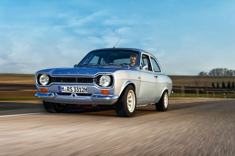 #34, Ford, Escort RS