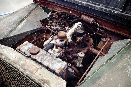 Octane Magazin Land Rover Und Prototype LR Classic Prototype7 1948MY LR70 100118 05