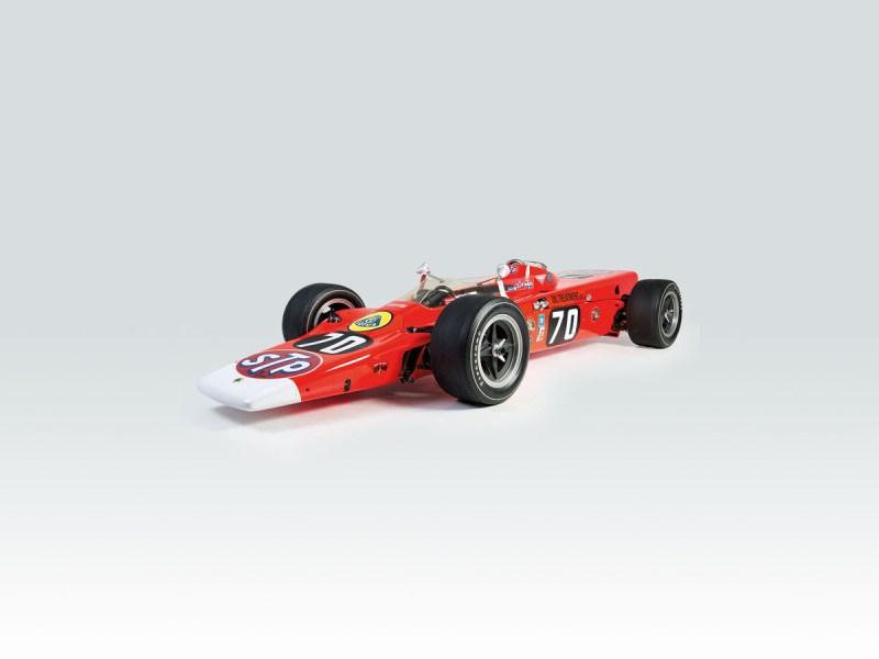 Lotus, Typ 56, Gasturbine, Allradantrieb, Rennwagen, Indycar, Graham Hill