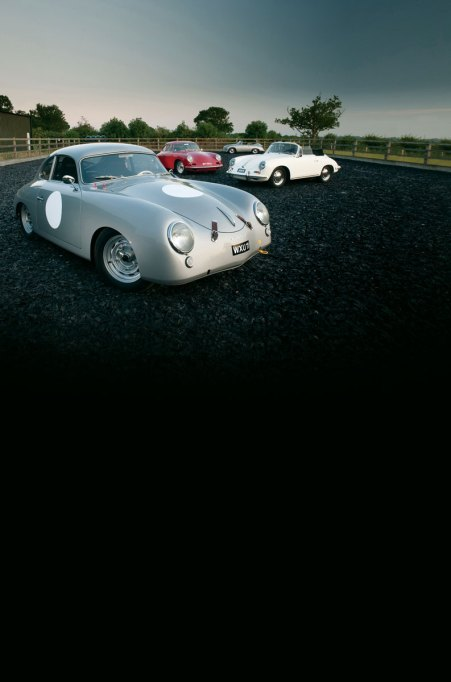 Octane Magazin Porsche 356 X