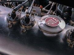 Octane Magazin Talbot Lago 1938 Talbot Lago T150SS Engine