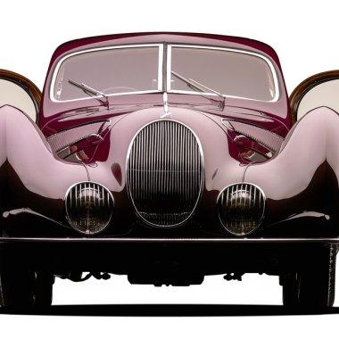 #28, Talbot-Lago, Concours-Gewinner, Art Deco, Pebble Beach