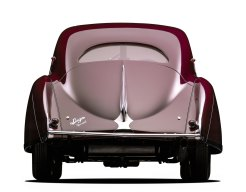Octane Magazin Talbot Lago 1938 Talbot Lago T150SS Rear
