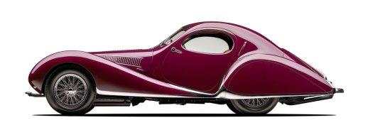 Octane Magazin Talbot Lago 1938 Talbot Lago T150SS Side White