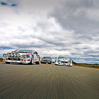 #37, Lancia, Monte Carlo Gp5, 037 Gruppe B, Delta Integrale Gruppe A, Rallye-Weltmeister