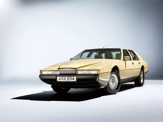 #22, Aston Martin, Lagonda, Luxuslimousine, Luxus-Limousine,