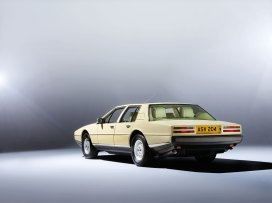 Octane Magazin Aston Martin Aston Martin Lagonda Rear