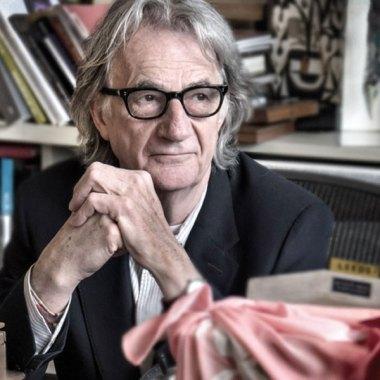 Modeschöpfer Paul Smith