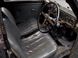 Octane Magazin Betörende Autobaukunst 1934 Voisin C25 Aerodyne Interior
