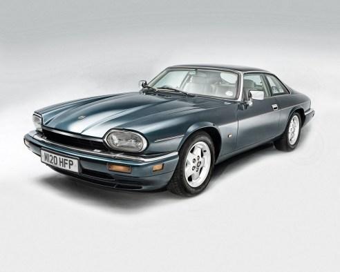 Octane Magazin Speed Und Charme Jaguar XJS Coupe ID76020 FILTER Cmyk