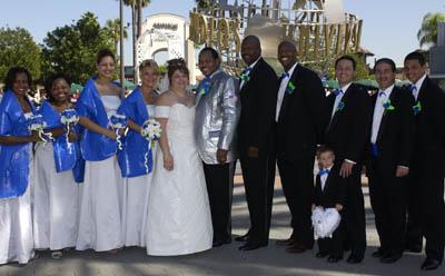 Duck Tape Wedding Photos