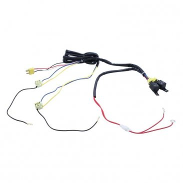 H4 Headlight Relay Harness Kit