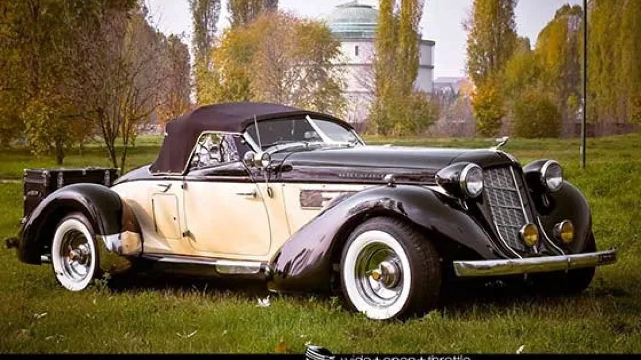 Auburn Speedster 866 - Auto Americane