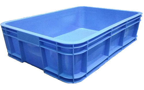 BASE CRATE CLOSED HANDLE - Octaplas Industrial Services Incorporated