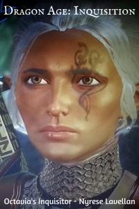 Octavia - Nyrese Lavellan