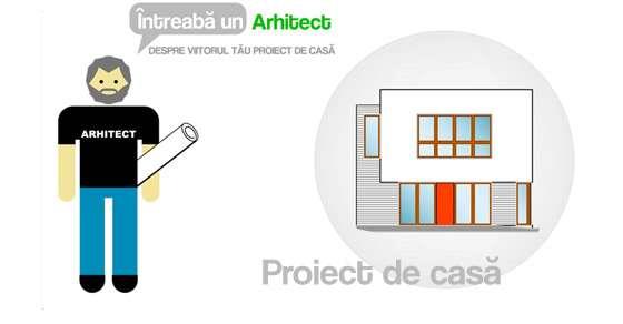 Arhitect Proiecte de case
