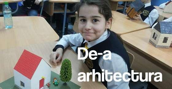 De-a arhitectura cu Irina!