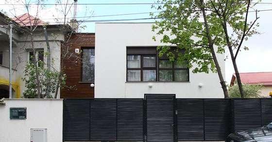 Proiect de casă în București (poze)