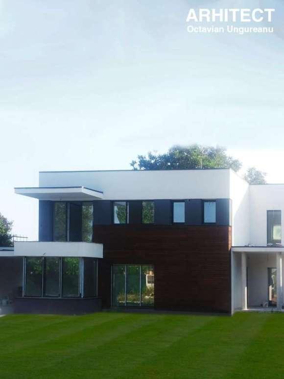 Proiect de casă în Buftea