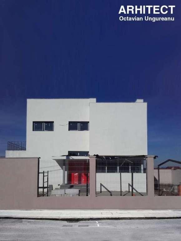 Proiect de casă în Jud. Ilfov 2