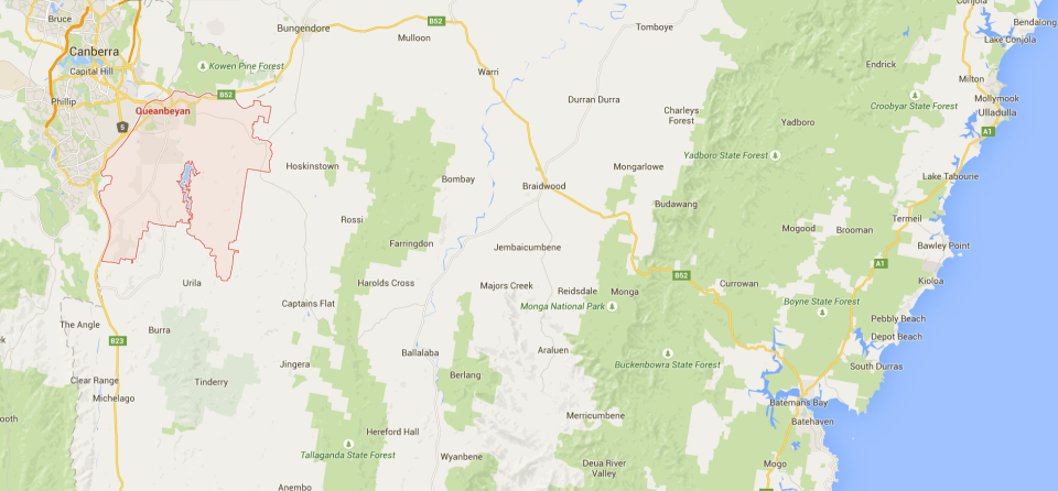 Queanbeyan is one of the Mr Fluffy contaminated suburbs in NSW