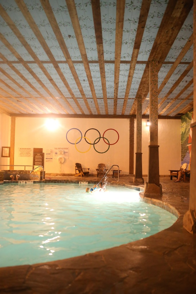 Amenities at the Golden Arrow Lakeside Resort in Lake Placid