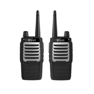 D'Call VT11W Smart IP Portable Walkie Talkie