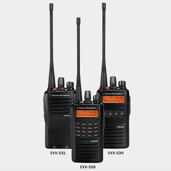 Vertex Standard Walkie Talkie EVX 530 Series