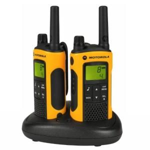 Motorola TLKR T80EX Walkie Talkie