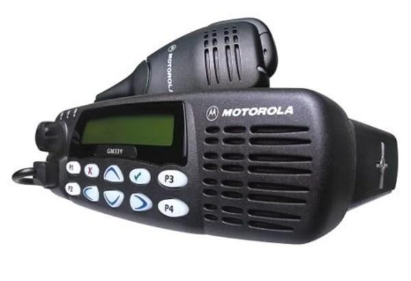 Motorola GM338 Walkie Talkie