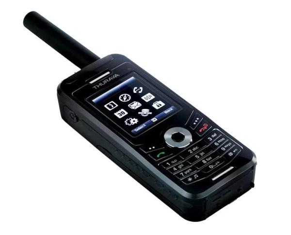 Thuraya XT Satellite Phone