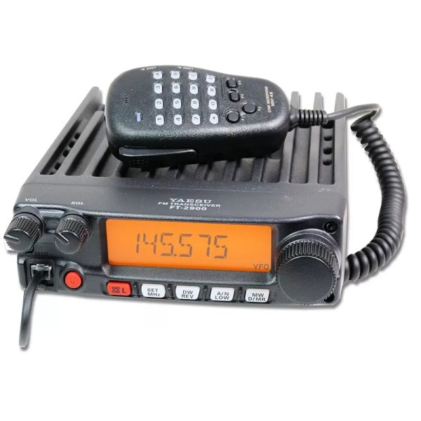 YAESU FT2900R Car Walkie Talkie Transceiver