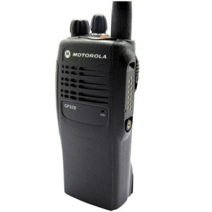Motorola GP328 Walkie Talkie / Two way radio