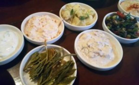 7 St Geaorges Tavern Dips