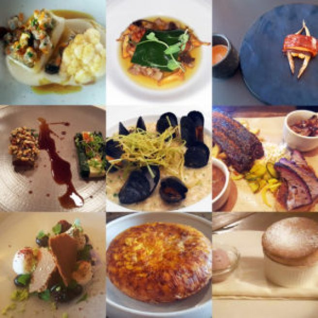 The Octopus Diaries - Favourite Dishes 2017