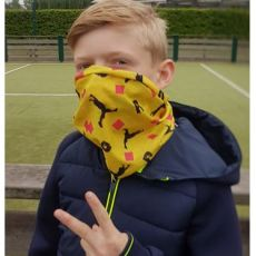 Win coole Parkour sjaaltjes met je klas!