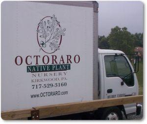 Octoraro Delivery Truck