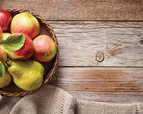 manzana bicolor