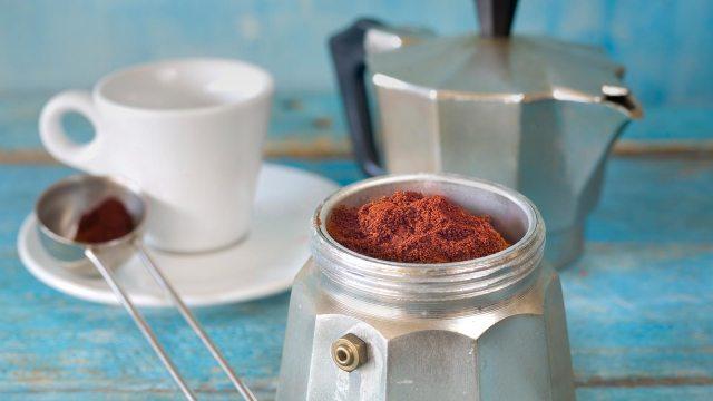 Como preparar un auntentico cafe italiano