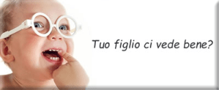 visita oculistica neonato