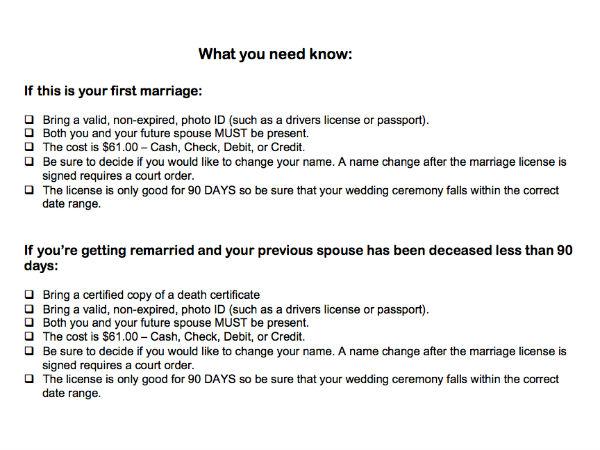 Orange County Marriage License Wedding Venues In Orange