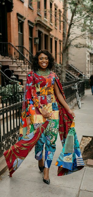 checkout these creative, unique and modern ankara dress styles - Ankarastyles2018 Od9jastyles289429 - Checkout These Creative, Unique and Modern Ankara Dress Styles