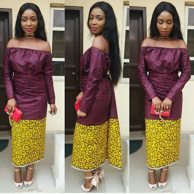 c91ded843 LADIES  SEE PICTURES OF LATEST ANKARA STYLES 2019