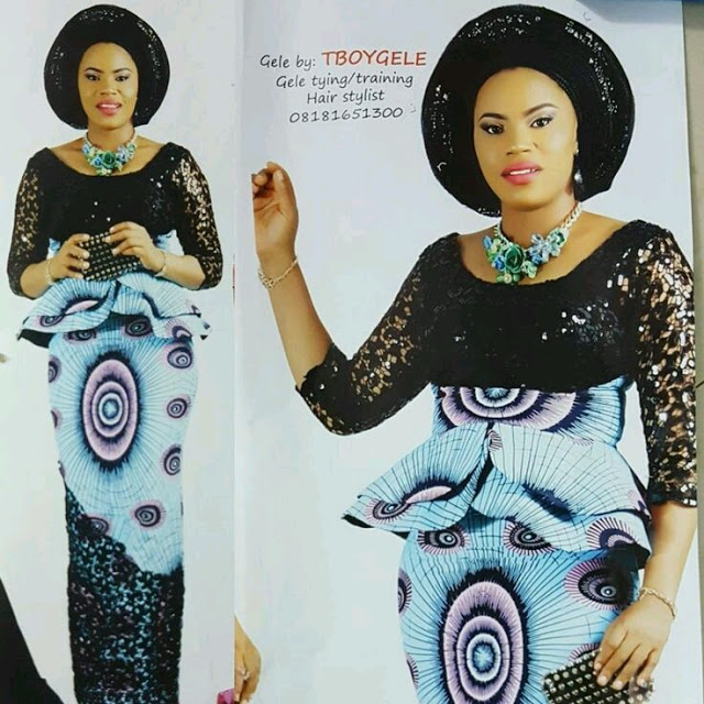 check out these african fashion ankara styles new ankara designs for ladies and be inspired. - AnkarastylesandHealthcaretips15 - Check Out These African fashion Ankara styles New Ankara designs for Ladies and be Inspired.